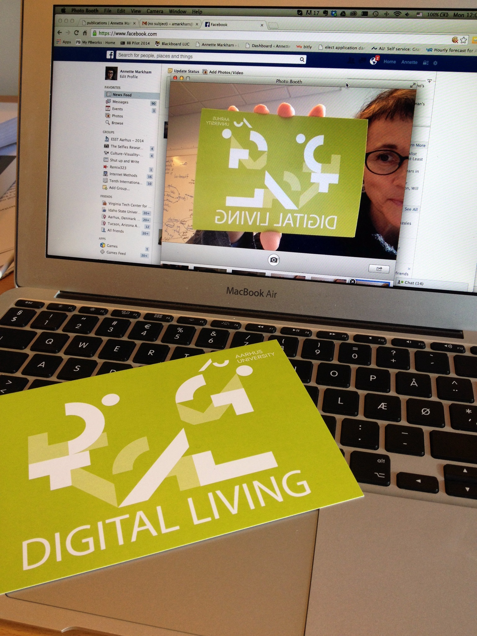 "Study ""Digital Living"" at Aarhus University Fall 2014"