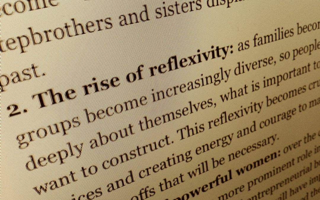 Reflexivity: Some techniques for interpretive researchers